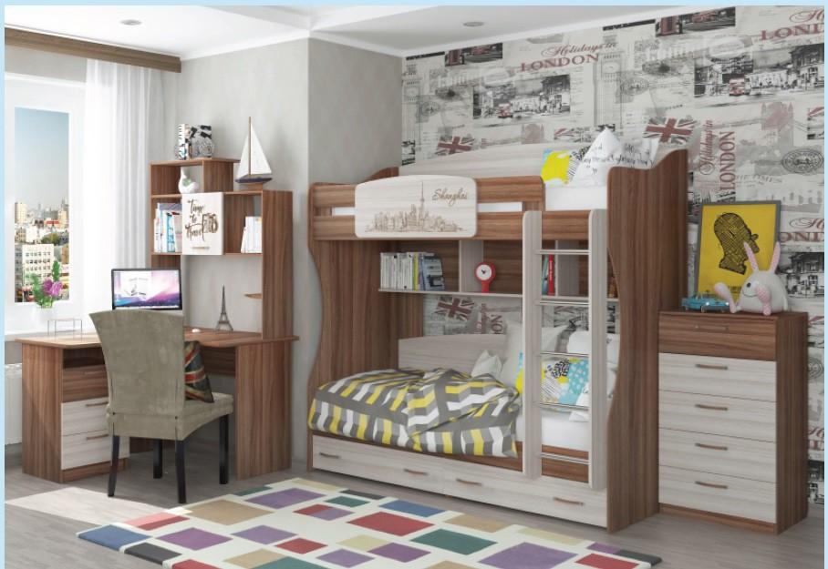 модульная детская вояж интернет магазин гермес мебель екатеринбург