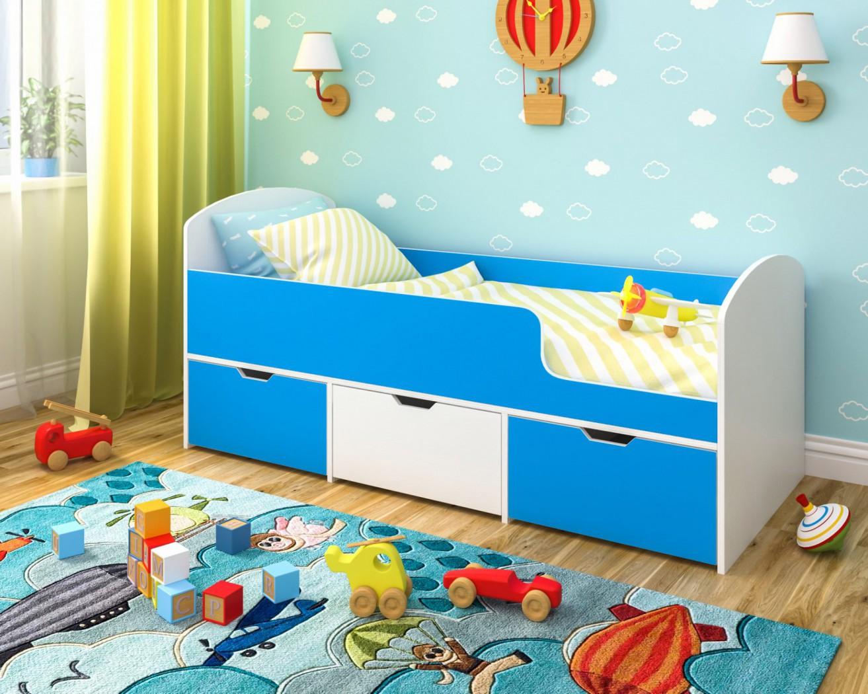 Дизайн кроватей от 3 лет