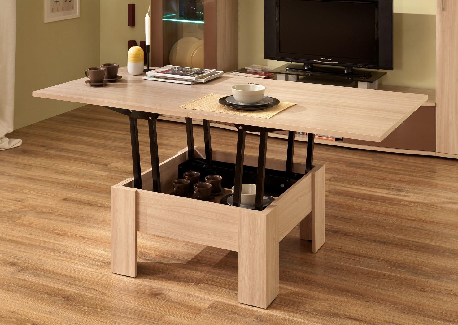 Столы трансформеры для гостиной 2 фотография