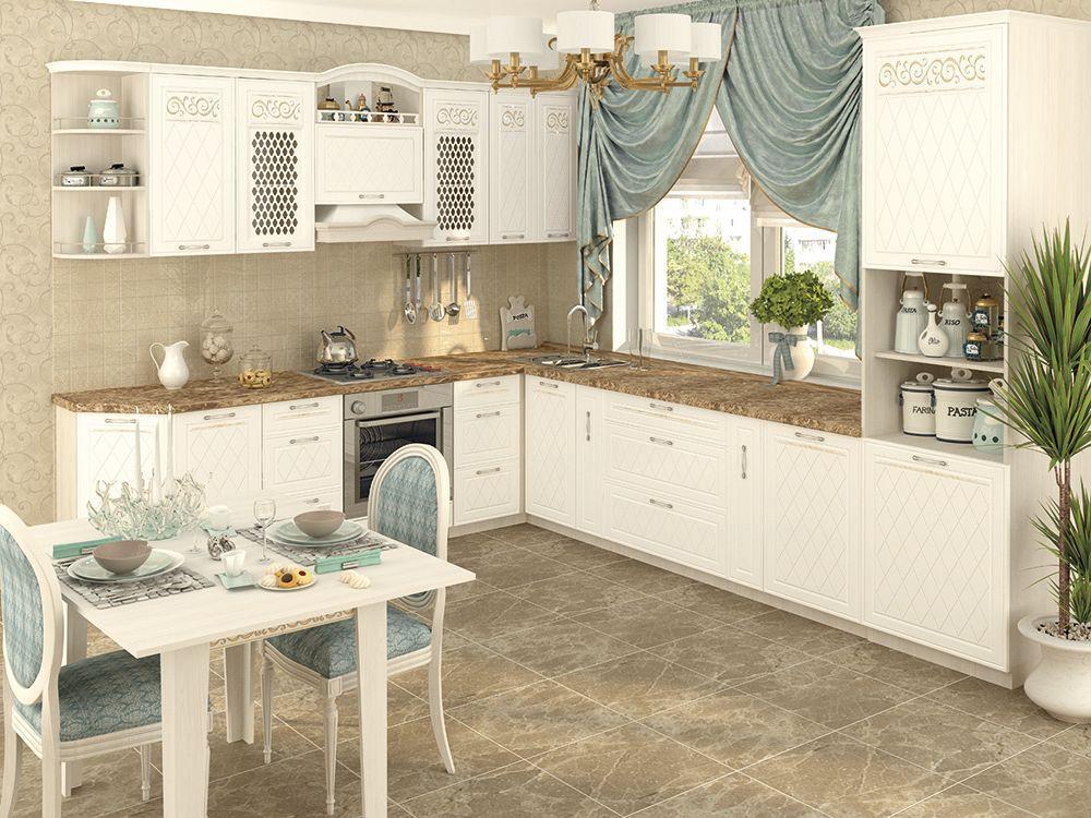 кухня тиффани фото
