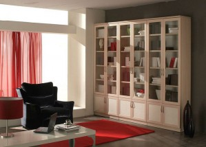 Мебель для библиотеки в Екатеринбурге