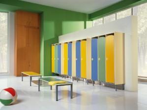 Мебель для детских учреждений в Екатеринбурге