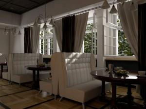 Купить мебель для кафе в Екатеринбурге