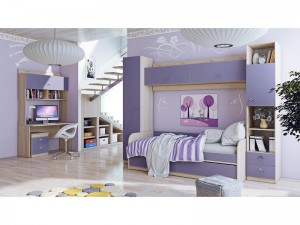 Детская модульная мебель
